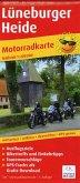 Motorradkarte Lüneburger Heide 1 : 200 000