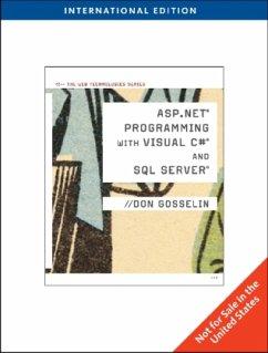 ASP.Net Programming with C# & SQL Server - Gosselin, Don