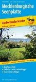 PublicPress Radwanderkarte Mecklenburgische Seenplatte
