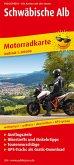 PublicPress Motorradkarte Schwäbische Alb