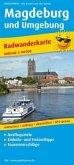 PublicPress Radwanderkarte Magdeburg und Umgebung