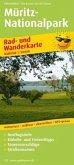 PublicPress Rad- und Wanderkarte Müritz-Nationalpark
