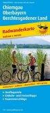 PublicPress Radwanderkarte Chiemgau - Oberbayern - Berchtesgadener Land