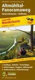 PublicPress Wanderkarte Altmühltal-Panoramaweg, 21 Teilktn.