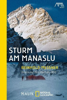 Sturm am Manaslu - Messner, Reinhold