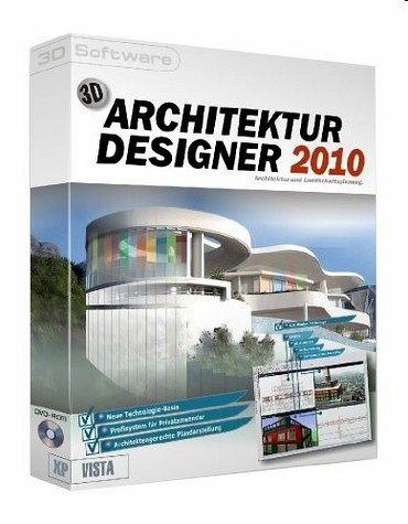 3d architektur designer 2010 pc software. Black Bedroom Furniture Sets. Home Design Ideas