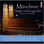 Münchner Sagen und Legenden, 1 Audio-CD