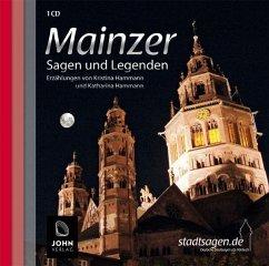 Mainzer Sagen und Legenden, 1 Audio-CD