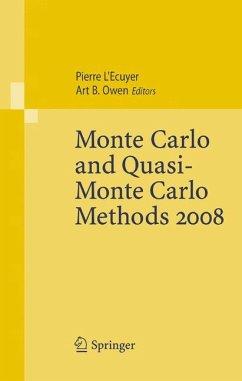 Monte Carlo and Quasi-Monte Carlo Methods 2008