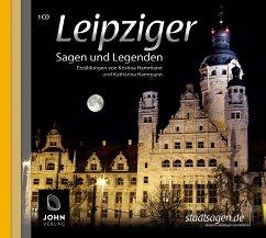 Leipziger Sagen und Legenden, 1 Audio-CD