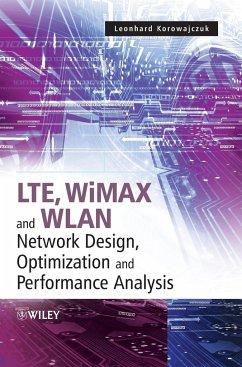 LTE WiMAX WLAN Network Design - Korowajczuk