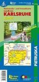 Landkreis Karlsruhe, Südteil, Radwander- und Freizeitkarte