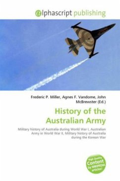 History of the Australian Army