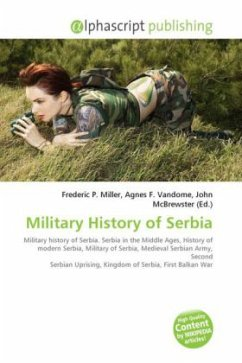 Military History of Serbia
