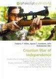 Croatian War of Independence