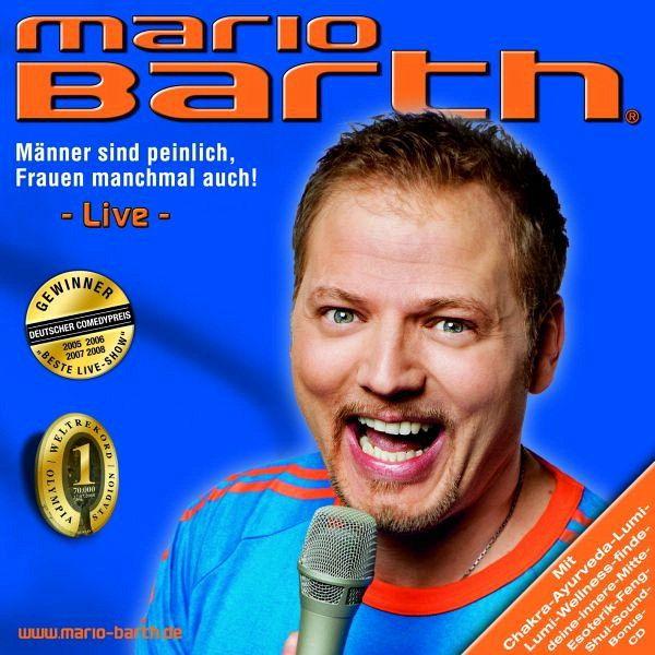 Männer sind peinlich, Frauen manchmal auch! 2 Audio-CDs - Barth, Mario
