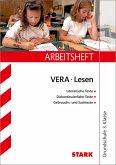 Arbeitsheft VERA Grundschule - Deutsch 3. Klasse