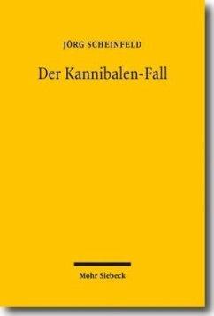 Der Kannibalen-Fall - Scheinfeld, Jörg