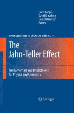 The Jahn-Teller-Effect - Köppel, Horst / Yarkony, David R. / Barentzen, Heinz (Hrsg.)