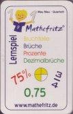 Mathefritz Lernspiel (Kartenspiel)