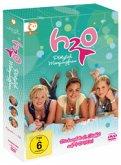 H2O - Plötzlich Meerjungfrau: Die komplette 2. Staffel (4 DVDs)