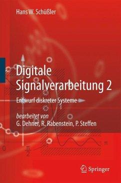 Digitale Signalverarbeitung 2 - Schüßler, Hans W. Schüßler, Hans W.