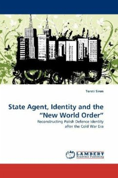 State Agent, Identity and the New World Order - Siren, Torsti