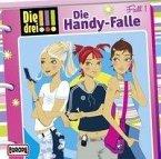 Die Handy-Falle / Die drei Ausrufezeichen Bd.1 (1 Audio-CD)