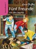 Wie alles begann / Fünf Freunde Sammelbände Bd.1