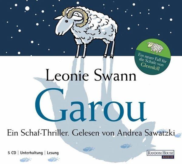 Garou / Schaf-Thriller Bd.2 (5 Audio-CDs) - Swann, Leonie