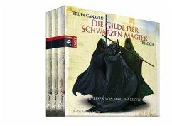 Die Gilde der Schwarzen Magier, Die Trilogie, 18 Audio-CDs - Canavan, Trudi