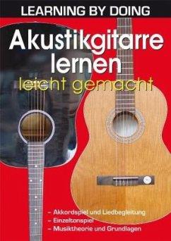 Akustikgitarre lernen leicht gemacht
