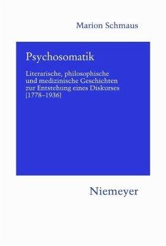 Psychosomatik - Schmaus, Marion