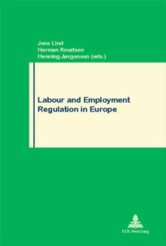 Labour and Employment Regulation in Europe