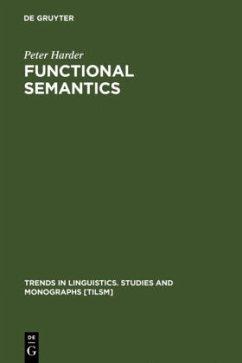 Functional Semantics - Harder, Peter