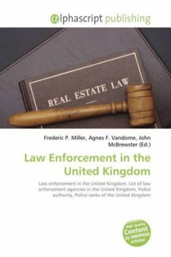 Law Enforcement in the United Kingdom
