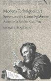 Modern Techniques in a Seventeenth-Century Writer