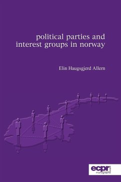 Political Parties and Interest Groups in Norway