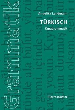 Türkisch. Kurzgrammatik - Landmann, Angelika