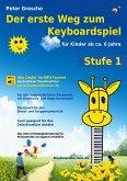 Der erste Weg zum Keyboardspiel