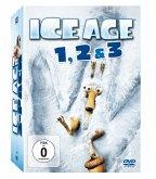 Ice Age 1, 2 & 3 (3 DVDs, inkl. Digital Copies)