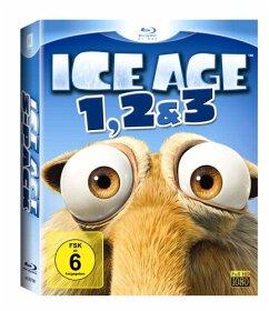 Ice Age 1-3 (Blu-ray)