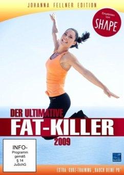 Johanna Fellner Edition - Der ultimative Fat-Killer