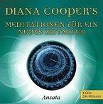 Meditationen für ein neues Zeitalter, 4 Audio-CDs