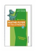 Kopiervorlagen Mathematik / Dino T. Saurus Mathe-Flyer zum Üben und Wiederholen 2