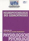 Neuropsychologie des Gedächtnisses, 1 DVD