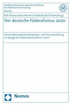 Der deutsche Föderalismus 2020