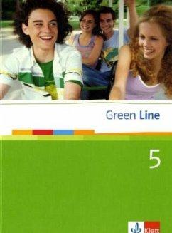 Green Line 5. Schülerbuch - Horner, Marion; Baer-Engel, Jennifer; Daymond, Elizabeth; Lampater, Peter