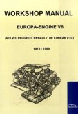 Workshop Manual Engine Volvo, Peugeot, Renault, De Lorean