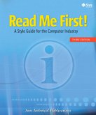 Read Me First! a Style Guide for the Computer Industry